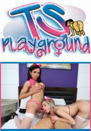 TS Playground Porn Videos: tsplayground.com Shemale Videos