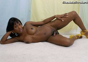 Black shemale lady godiva