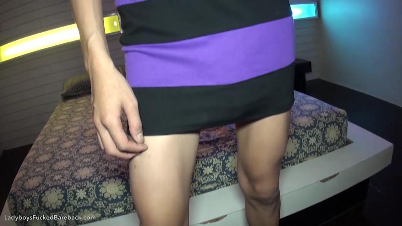 Bareback hot with cum session