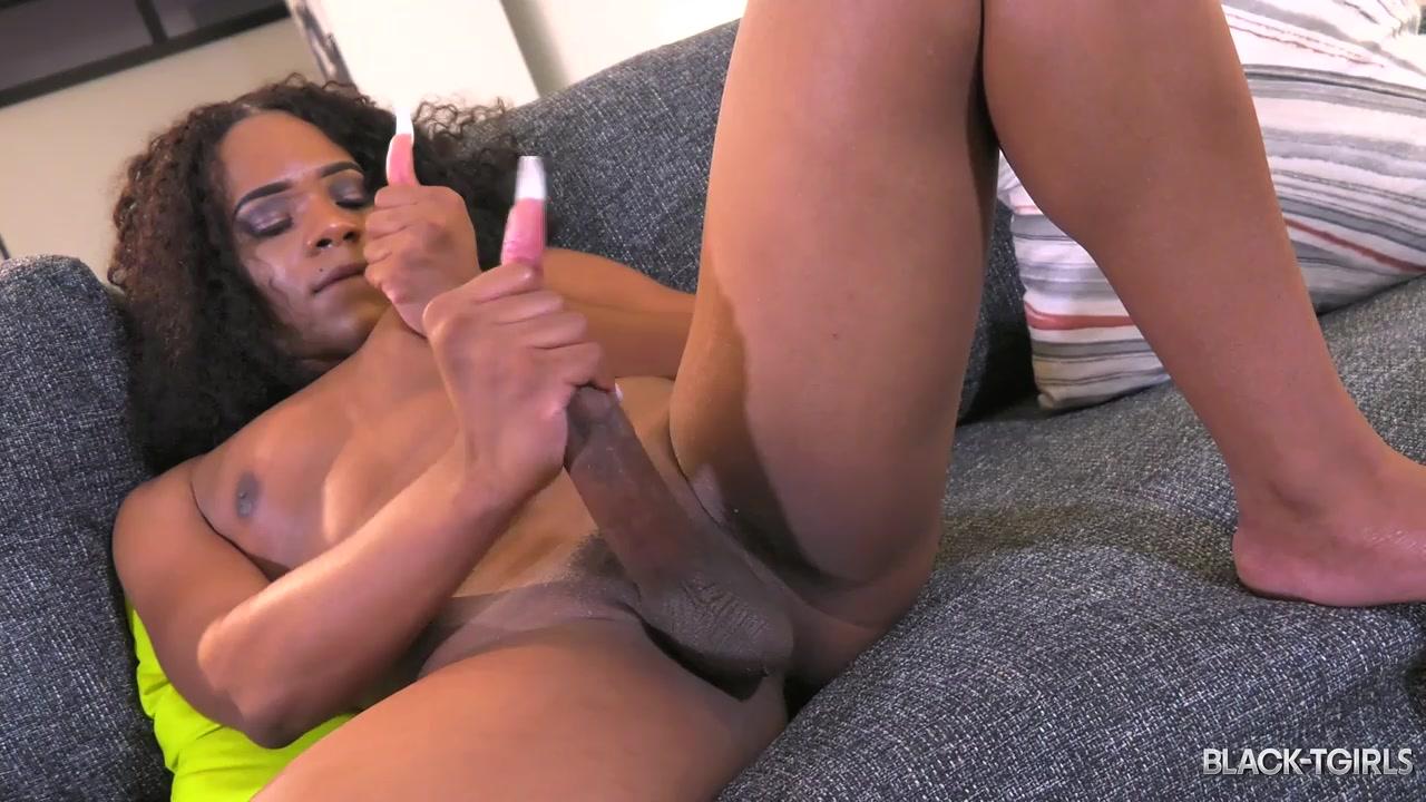 Big Black Booty Twerking