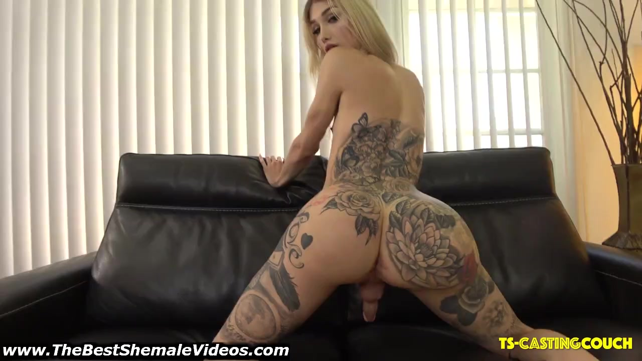 Cute girl butt plug