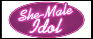 Shemale Idol Logo